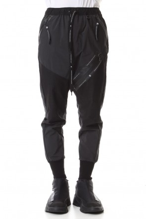 NILøS 19-20AW COMBINATION TRACK PANTS