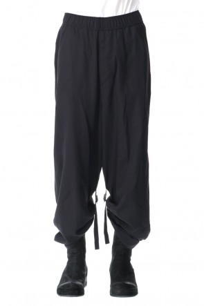JULIUS 21PF Wide Strap pants