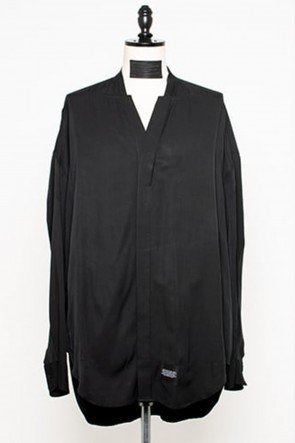 JULIUS 21PF Cut shirts Black