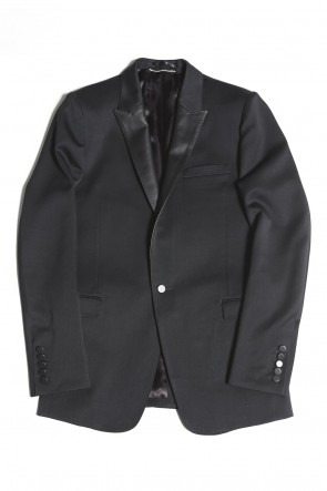 GalaabenD 20-21AW Leather Lapel 1B Jacket