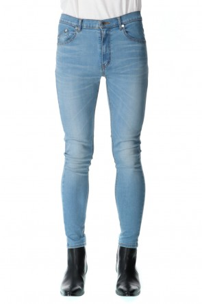GalaabenD 21SS Vintage Blue Denim Pants