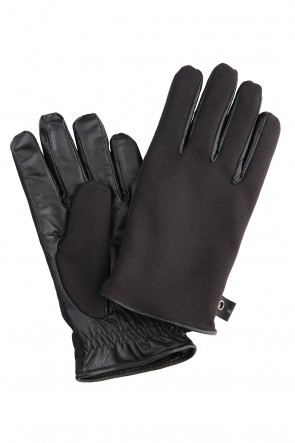 wjk 19-20AW Down glove Black