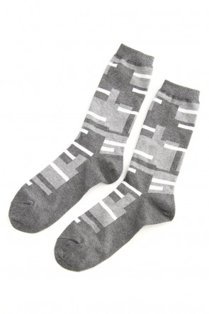 wjk 19-20AW Double crazy sox White × Light Gray × Medium Gray