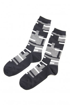 wjk 19-20AW Double crazy sox White × Medium Gray × Black