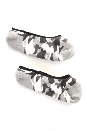 wjk 19SS foot cover sox gray camo