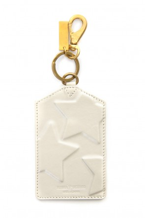 MIHARAYASUHIRO Classic STAR Invisible S Card Case Silver