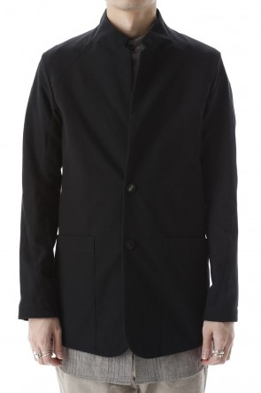 DEVOA 21SS Jacket cotton / nylon Black