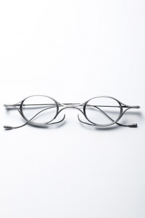 The Viridi-anne 21SS RIGARDS collaboration Glasses - Silver