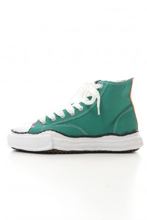MIHARAYASUHIRO Classic Original sole Canvas Hi cut sneaker Multi