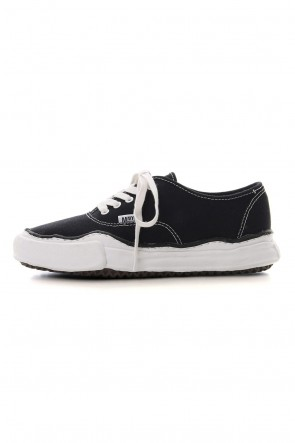 MIHARAYASUHIRO 19-20AW Original sole Low cut sneaker Black