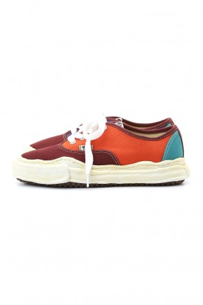 MIHARAYASUHIRO 20-21AW Original sole Overdyed lowcut sneaker Orange Delivery Early November