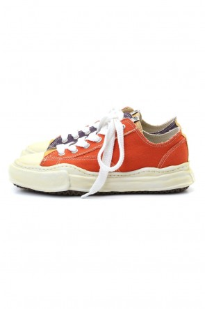 MIHARAYASUHIRO 20-21AW Original sole Overdyed lowcut sneaker CONVERS Orange Delivery Early November