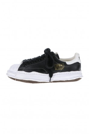 MIHARAYASUHIRO 21SS -BLAKEY Low- Original STC sole leather Low-cut sneakers Black
