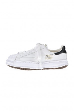 MIHARAYASUHIRO 21SS -BLAKEY Low- Original STC sole leather Low-cut sneakers White