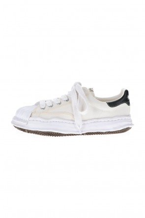 MIHARAYASUHIRO 21SS -BLAKEY Low- Original STC sole canvas Low-cut sneakers White