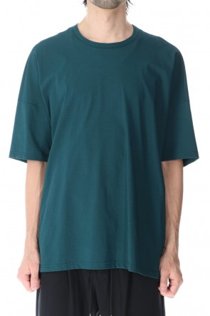 ATTACHMENT 21SS 30/1 Mercerization High Twist T-shirts D.Green
