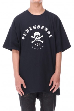KIMIKO-ALS FUND  KIYOHARU × sevensense × The R collaboration T-Shirts