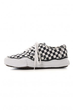 MIHARAYASUHIRO 19-20AW Original sole Low cut sneaker Black / White