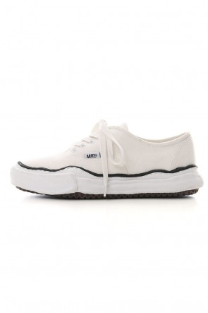 MIHARAYASUHIRO 19-20AW Original sole Low cut sneaker White