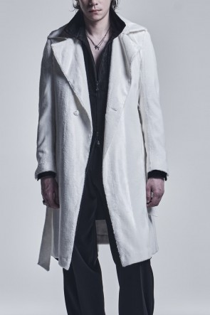 kiryuyrik 21-22AW Long Coat White