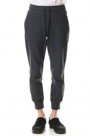 ATTACHMENT20SSHigh tension twill Jogger pants D.Gray