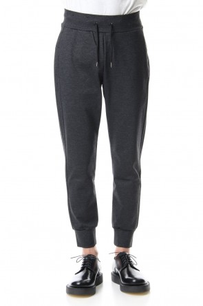 ATTACHMENT19-20AWRy/Ny Stretch punch jogger pants X-Gray