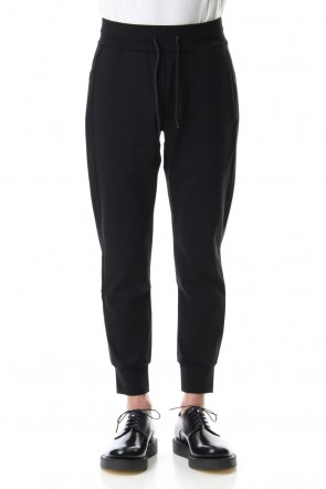 ATTACHMENT19-20AWRy/Ny Stretch punch jogger pants Black