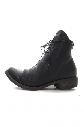 SADDAM TEISSY 18-19AW Buffalo leather lace up boots - ST109-0028A