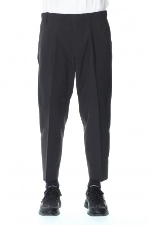 White Mountaineering21-22AWSolotex Stretched Beltless Darted Pants