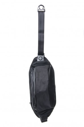 beruf baggage 19-20AW STREAM SLING PACK  UL - black