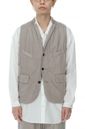 GARMENT REPRODUCTION OF WORKERS21SSBucolic vest
