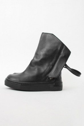"16AW ARAIA KIDS ""JOY COLORS"" NERO Double Strap Boots SIZE 30 (4〜5 Years old)"