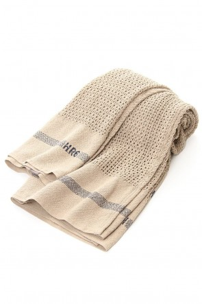H.R 6 20SS Cotton Knit Blanket