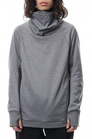 CIVILIZED 18-19AW COVERED NECK L/S