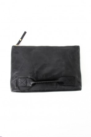 cornelian taurus Classic 4 handle file - Clutch bag