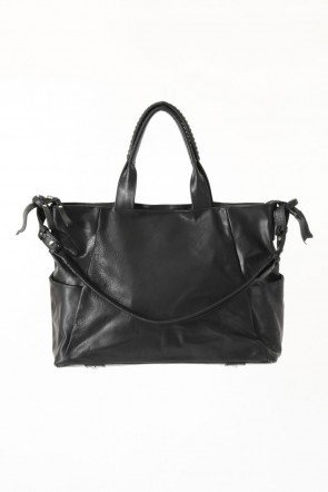 Wall shoulder bag - Cow Mineral