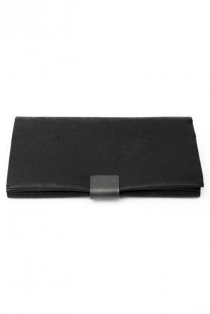 iolom Classic Cow Leather Long Wallet