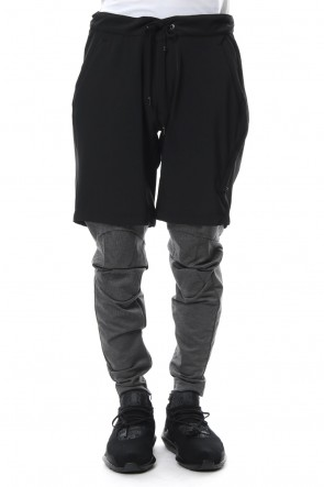 CIVILIZED 18-19AW SURVIVAL LAYERED PANTS