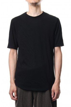 DEVOA 18-19AW Short Sleeve Cotton / Cashmere Jersey