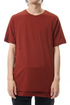 DEVOA 19-20AW Short sleeve indian cotton jersey (SUVIN)