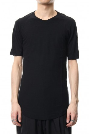 DEVOA 18SS Short Sleeve Cupra Jersey Black