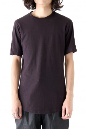 DEVOA 18SS Short Sleeve Cotton Jersey