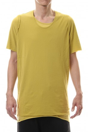 individual sentiments 20SS Crepe Weave Jersey T-Shirt -  CT40S-LJ36