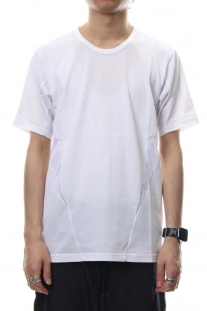 CIVILIZED 19SS VELOCITY S/S SHIRT White - CVE-0001