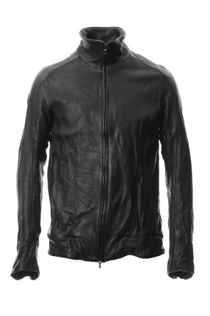 CIVILIZED 19SS LEATHER TRACK JACKET- CVJ-0003