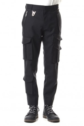 DIET BUTCHER SLIM SKIN 19-20AW  Pockets pants