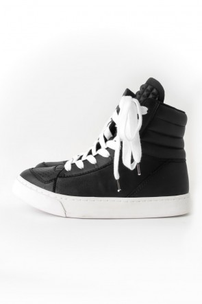 DIET BUTCHER SLIM SKIN 16-17AW DIET BUTCHER SLIM SKIN [DBSS] 16AW Twisted Sneakers BLACK
