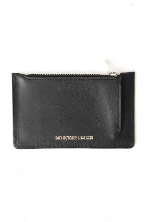 DIET BUTCHER SLIM SKIN 17-18AW Vachetta leather card holder
