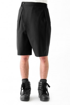 17S Wool wrap shorts