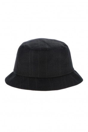 DEVOA 21SS Hat Black Stripe